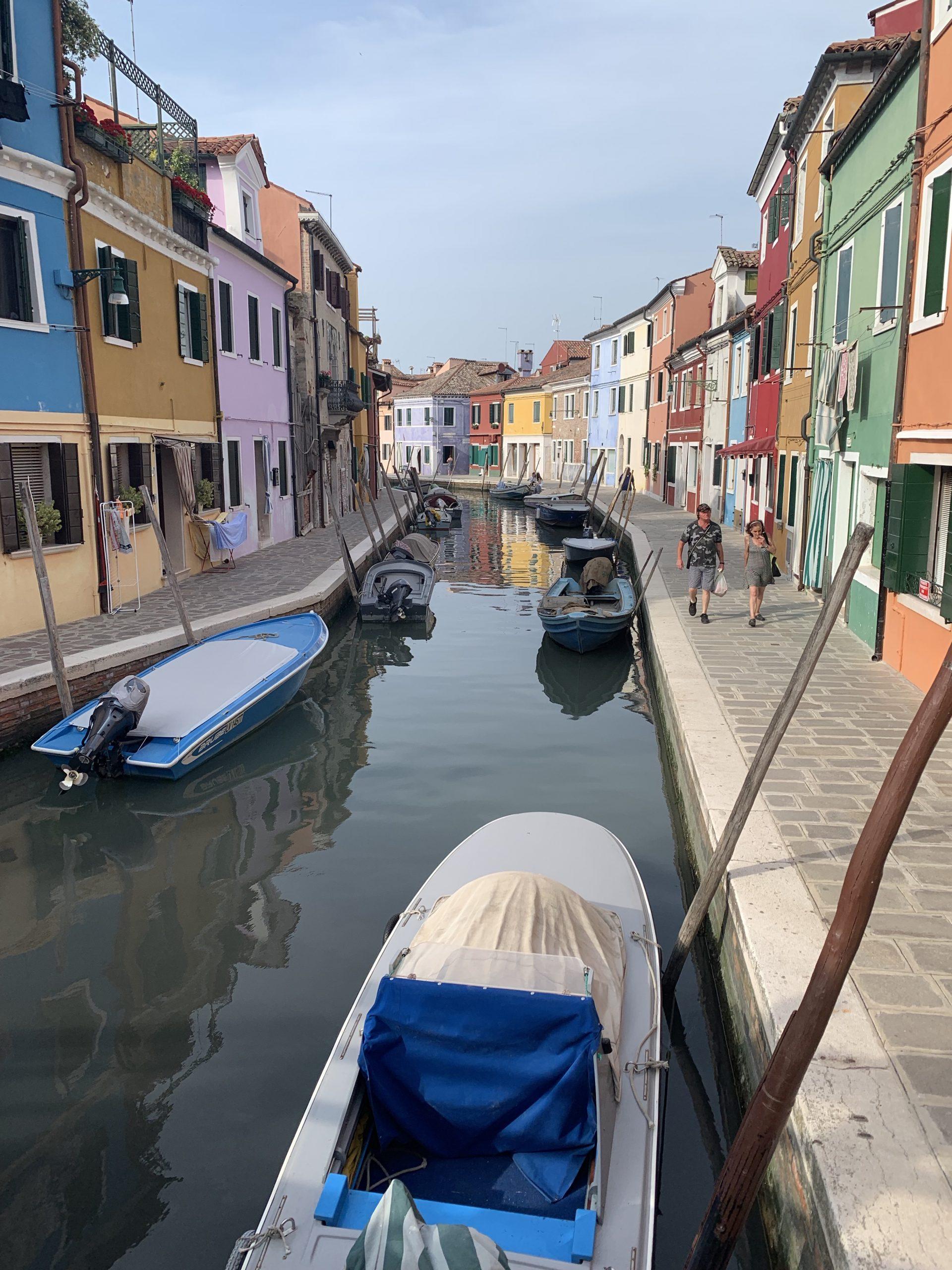 My experience of Contiki Simply Italy